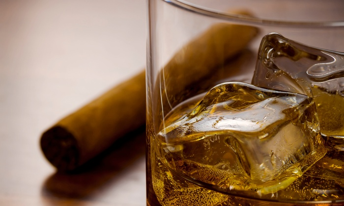 The Robusto Room - Lone Tree: Single-Malt-Scotch Flight for Two, or $16 for $30 Worth of Drinks at The Robusto Room