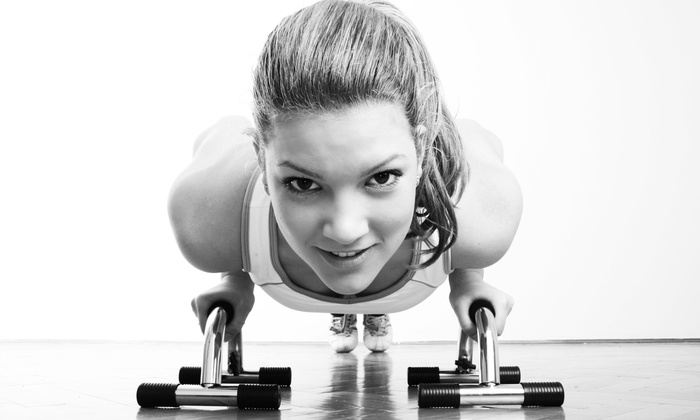Gavin Ward Fitness - Foster - Powell: Four Personal Training Sessions at Gavin Ward Fitness (75% Off)