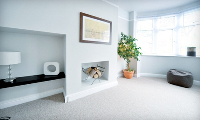 Nature's Way Carpet Cleaning - Seattle: $59 for Three Rooms of Carpet Cleaning from Nature's Way Carpet Cleaning (Up to $180 Value)