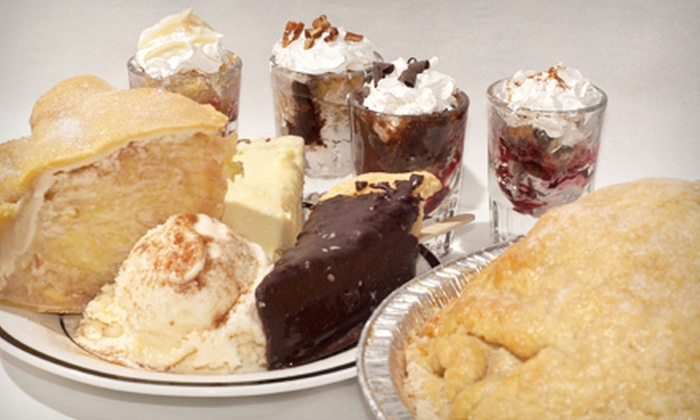 Tootie Pie Co. Gourmet Café - Multiple Locations: $10 for $20 Worth of Baked Goods at Tootie Pie Co. Gourmet Café