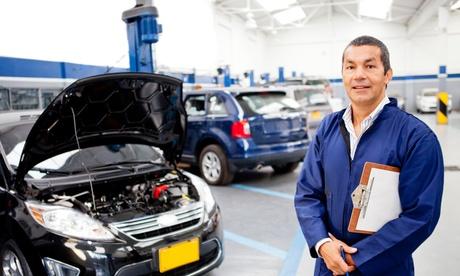 ITV con tasas incluidas para vehículos a gasolina, diésel o motocicletas desde 29,95 € en Punto ITV Getafe Oferta en Groupon