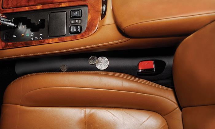 drop stop car seat crack wedges groupon goods. Black Bedroom Furniture Sets. Home Design Ideas
