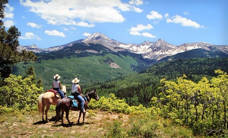 Family-Friendly Ranch in San Juan Mountains