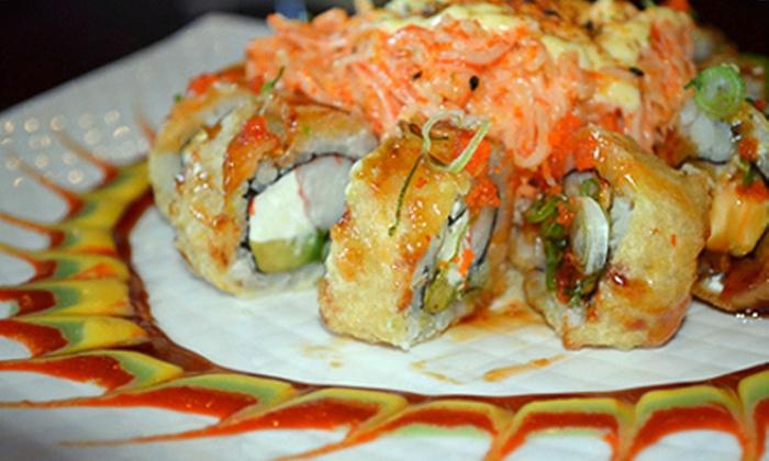 New Osaka - Mankato: $15 for $30 Worth of Japanese Cuisine at New Osaka