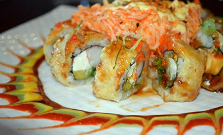 $15 for $30 Worth of Japanese Cuisine at New Osaka