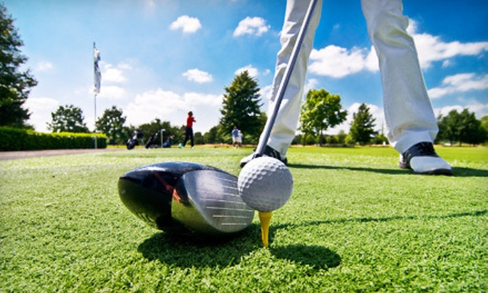 Agawam Municipal Golf Course - Agawam Town: 18 Holes of Golf with Cart and Lunch for Two or Four at Agawam Municipal Golf Course in Feeding Hills (Up to 58% Off)