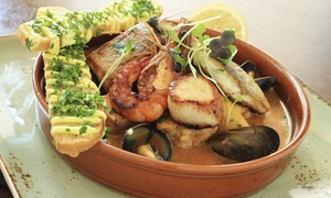 Portofino: Italian Tapas For Two, Four or Six from £16.95 at Portofino (Up to 41% Off)