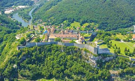 Besançon : 1, 2, 3 ou 7 nuits avec petits déjeuners à la Résidence Zénitude les Hauts du Chazal pour 2 ou 3 personnes