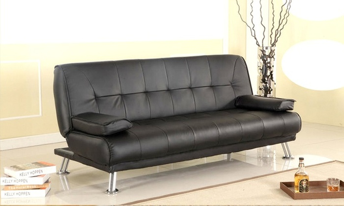 Superb Montana Sofa Bed Groupon Goods Evergreenethics Interior Chair Design Evergreenethicsorg