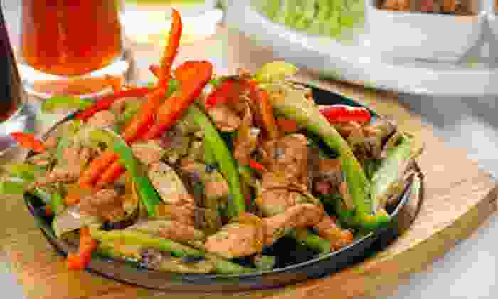 San Jose Mexican Restaurant - Southeastern Columbia: Mexican Food at San Jose Mexican Restaurant (Half Off). Two Options Available.