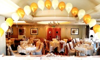 Wedding Package for 50 Guests at The 4* Queens Head Inn and Restaurant (50% Off)