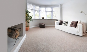 TM Carpet and Air Duct Cleaning: Low-Moisture Carpet Cleaning for Three, Six, or Nine Rooms from TM Carpet and Air Duct Cleaning (Up to 61% Off)
