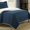 Chic Home Leona Reversible Quilt Set (2- or 3-Piece)