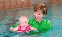 Taster Swimming Lesson for a Baby or Toddler at Turtle Tots, 41 Locations