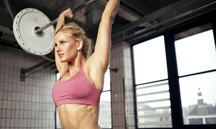 10 or 20 CrossFit Classes at AFC Fitness Bala Cynwyd (Up to 81% Off)