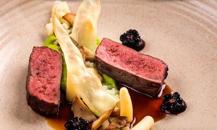 4-Gänge-Gourmet-Überraschungsmenü vom Sternekoch für 2 oder 4 Personen im Restaurant Alte Pfarrey (26% sparen*)