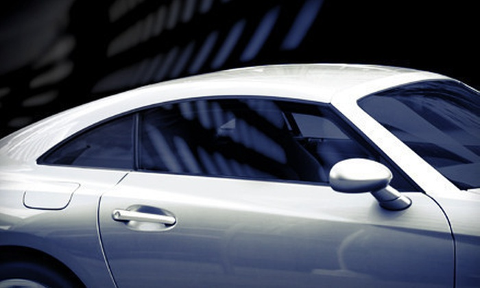 Performance Window Tinting - Englewood: Tinting for Two or Five Windows on a Sedan or SUV at Performance Window Tinting in Englewood (Up to 65% Off)