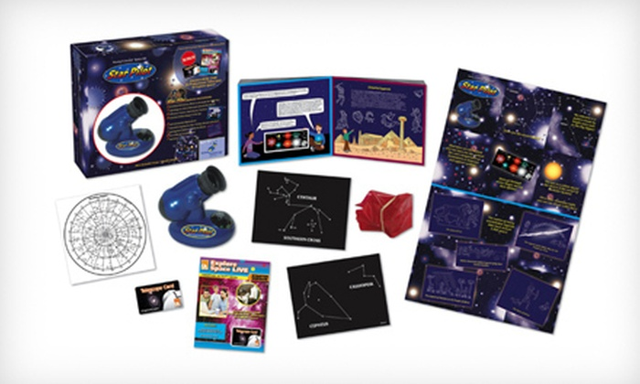 The Young Scientists Club Star Pilot Kit: $17 for The Young Scientists Club Star Pilot Astronomy Kit ($34.99 List Price)