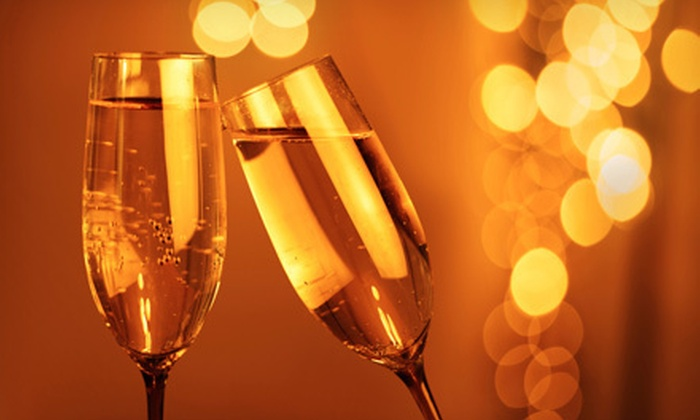 Louisiana Restaurant - Fells Point: New Year's Eve Party with Open Bar, DJ, Midnight Champagne Toast, and Party Favor at Louisiana Restaurant ($100 Value)