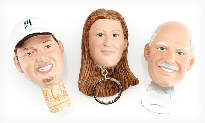 Custom Bobblehead Accessories: $59.99 for Custom Bobblehead Accessory from AllBobbleheads.com ($130 List Price). Multiple Accessories. Free Shipping.