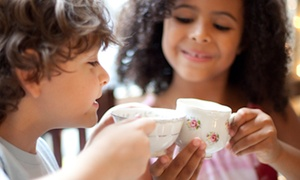 Alice's Tea Cup - E 64th st: After-School Faerie Etiquette or Cupcake Decorating Class at Alice's Tea Cup (Up to 37% Off)