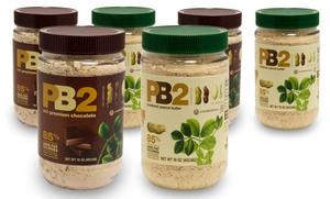 PB2 Powdered Peanut Butter (6-Pack)