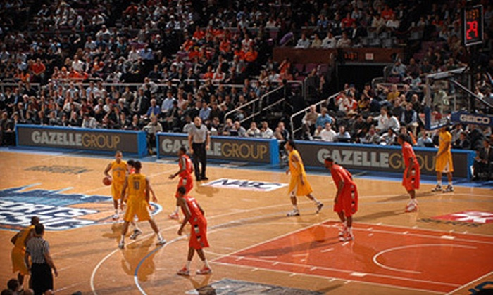 2K Sports Classic - Madison Square Garden: $22 to See 2K Sports Classic NCAA Basketball Tournament at Madison Square Garden on November 15 or 16 (Up to $45 Value)