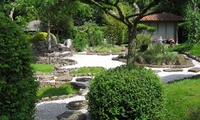 Entry to the Japanese Meditation Garden for One, Two or a Family of Four (Up to 41% Off)