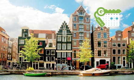 Ámsterdam: habitación doble Plaza o apartamento con opción a desayuno para 2 personas en Corendon Village Ámsterdam 4*