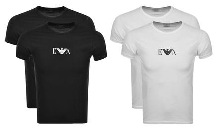 2 T-Shirt Emporio Armani