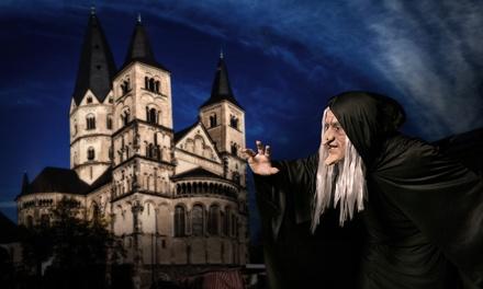 Geführte Hexentour durch Bonn für 1-4 Personen mit ae event ab 9,90 € (bis zu 52% sparen*)