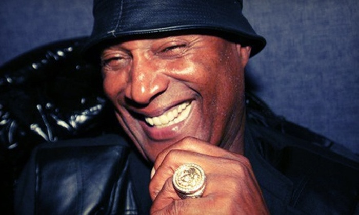 Paul Mooney : A Black Man in the White House - Harold Washington Cultural Center: Paul Mooney: A Black Man in the White House at Harold Washington Cultural Center on Saturday, July 20 (Up to 52% Off)