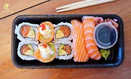 £20 or £40 Toward Sushi from Yaki & Sushi (Up to 50% Off)