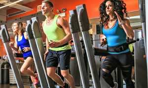 SynergyFx: $59 for Four Sproing Sport High-Intensity Interval-Training Classes at SynergyFx ($120 Value)