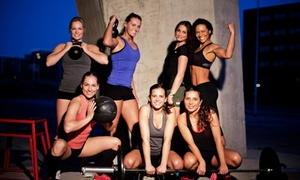Fit Camp DC: Up to 81% Off Boot Camp  at Fit Camp DC