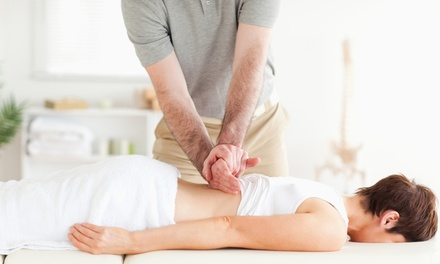 $80 for Five High-Tech Chiropractic Adjustments from Nelson Chiropractic of Snohomish ($250 Value)