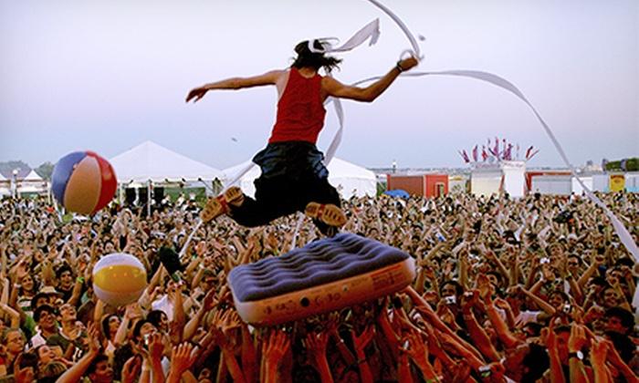 Oakaloosa Music Festival 2013 - Detroit: Oakaloosa Music Festival 2013 at Historic Fort Wayne on Saturday, July 27, at 12 p.m. (Up to 46% Off)