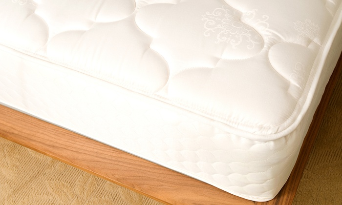 Sleep Easy - Briarcliff Manor: Mattress Sanitizing for One, Two, or Three Mattresses of Any Size from Sleep Easy (Up to 75% Off)