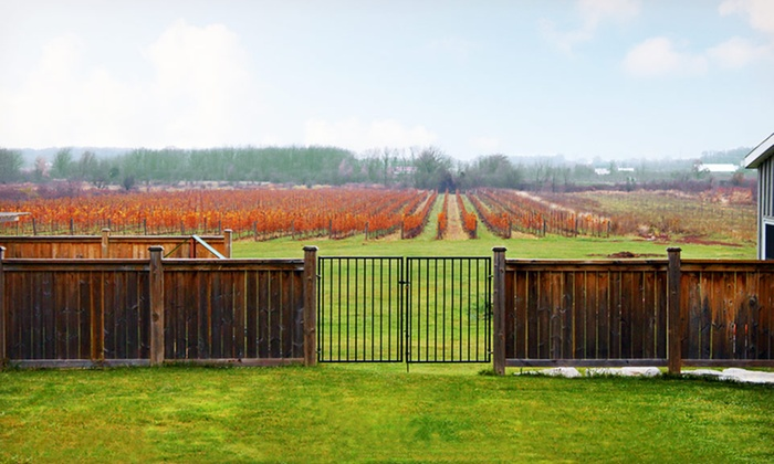Crush on Niagara - Beamsville (Niagara Region): 2-Night Stay with Winery Tours, Cheese Tasting, Breakfast, and Wine from Crush on Niagara in Niagara Wine Country, ON
