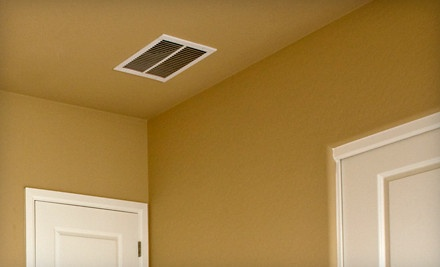 [$49 for Air-Duct and Dryer-Vent Cleaning with an AC or Furnace Checkup from US Air Solutions ($318 Value) Image]