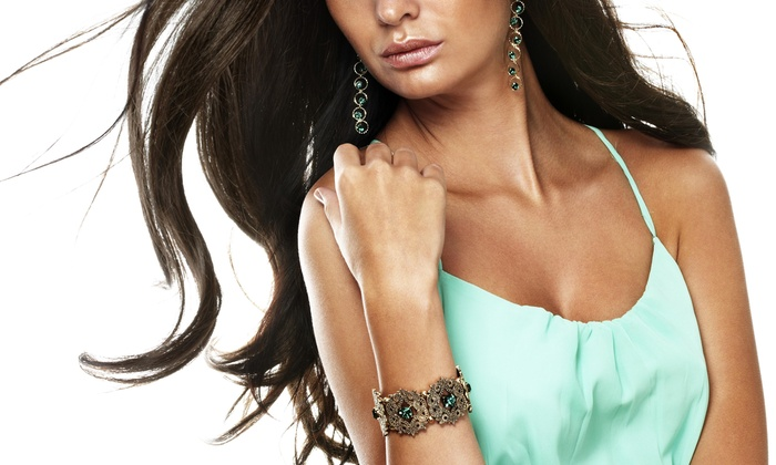 Golden By Scarlette - Worcester: A Custom Airbrush Tanning Session at Golden by Scarlette  (44% Off)