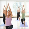 50% Off Yoga Classes Plus Mat and Water Bottle