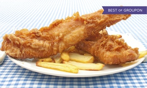 Anglers: $18 for $30 Worth of Seafood at Anglers