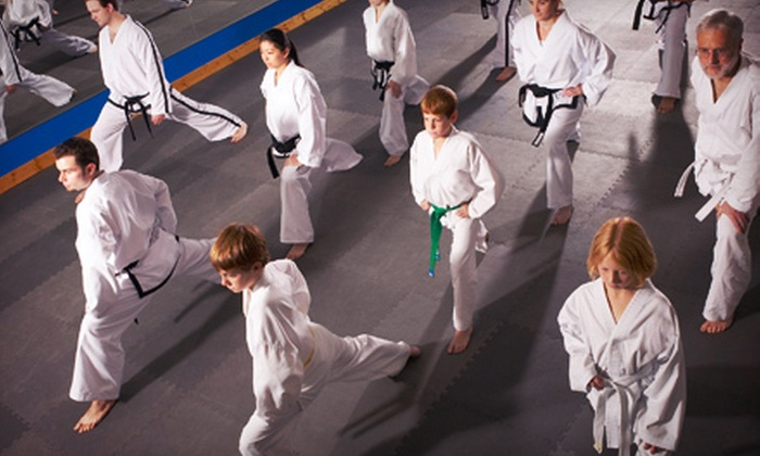 Central New York Karate & Kobudo Schools - East Syracuse: 10 Kickboxing Boot-Camp or Karate Classes at Central New York Karate & Kobudo Schools (Up to 82% Off)