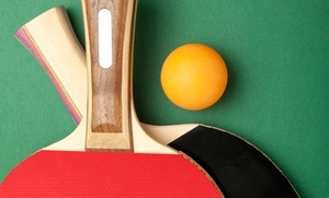 Atlanta Table Tennis Academy: $5 for $10 Worth of Services at Atlanta Table Tennis Academy