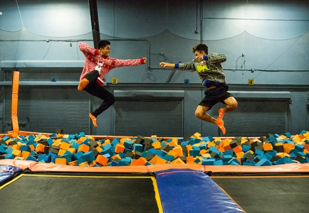 Jump Pass for One or Two or Ultimate Party Package for Up to Ten at Sky Zone - Peoria (Up to 35% Off)