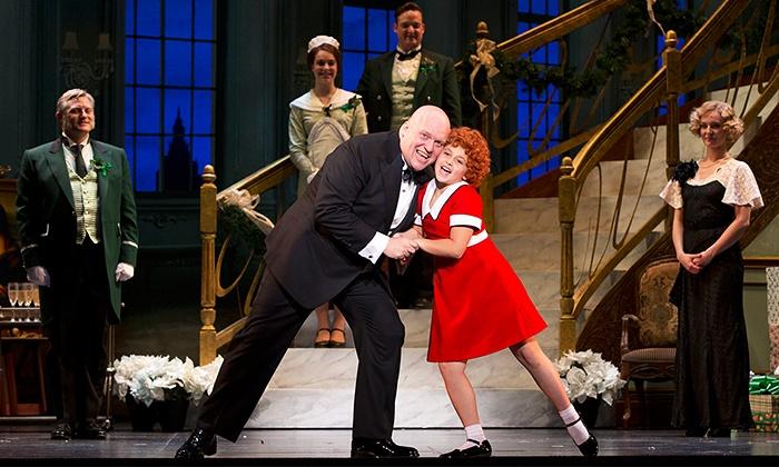 """Annie"" - France-Merrick Performing Arts Center: ""Annie"" at Hippodrome Theatre at the France-Merrick Performing Arts Center on January 21–28 (Up to 50% Off)"