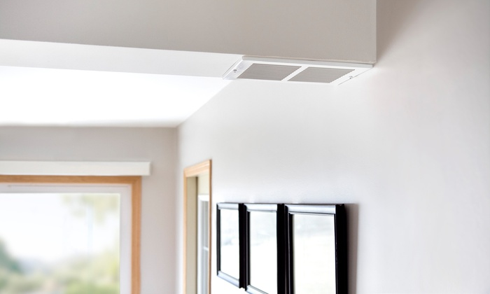Duct Scrub Pro - Woodmoor: Air-Vent Cleaning Package or a Chimney Cleaning from Duct Scrub Pro (Up to 80% Off). Three Options Available.