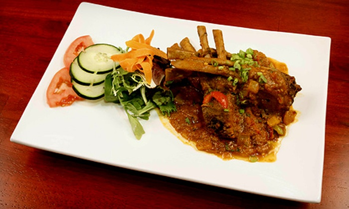 Royal India - Multiple Locations: $10 for $20 Worth of Indian Food at Royal India