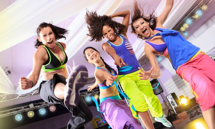 Fitness By Sheena - Fitness By Sheena: 5 or 10 Zumba Classes at Fitness By Sheena (Up to 48% Off)
